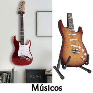 Accesorios para guitarras