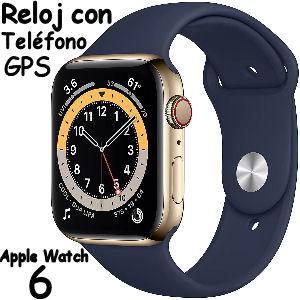 Apple watch series 6 GPS más teléfono