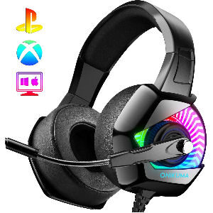 auriculares gaming arcoiris baratos