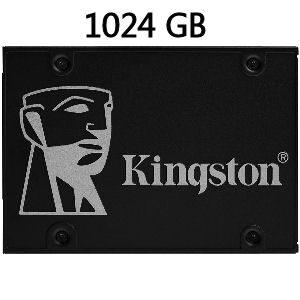 Disco Kingston SDD 1024 GB Kingston, disco duro sólido interno de 1 Tera