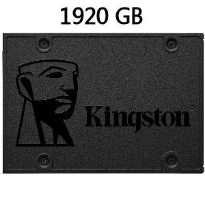 Disco SDD 2 Teras Kingston