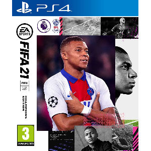 Fifa 21 para ps4 champions edition