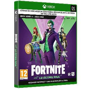 Fortnite Skin Joker Xbox One
