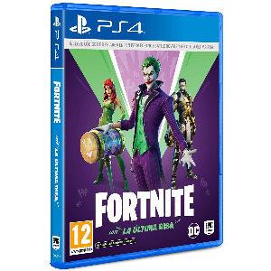 Fortnite Skin Joker ps4