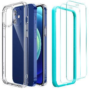 Funda iphone transparente barata
