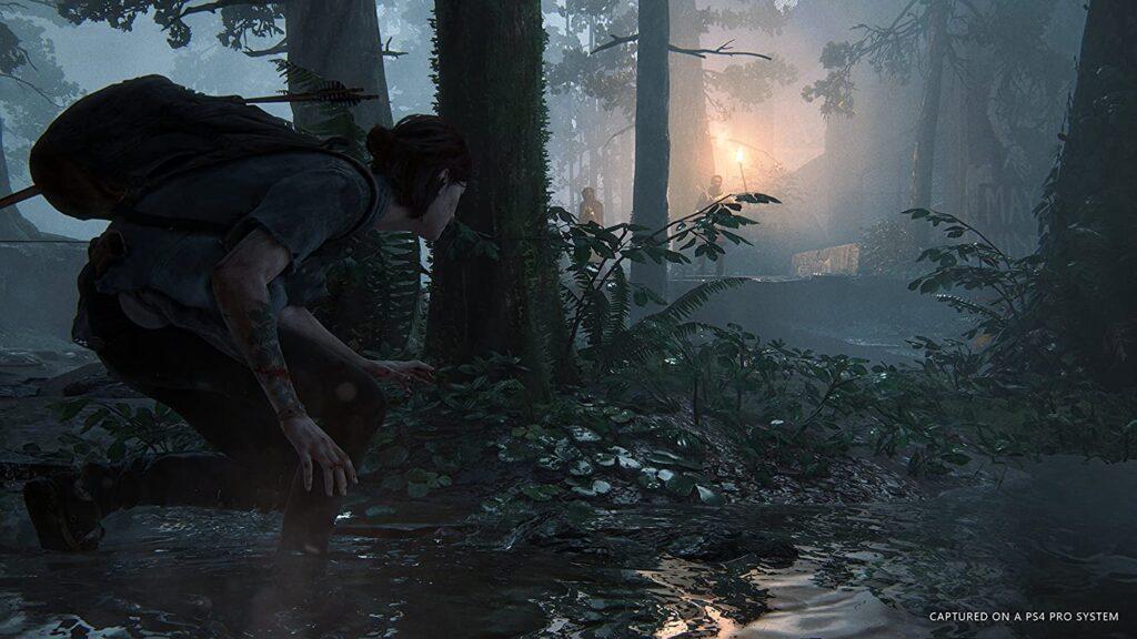 Imagen de The Last of Us parte 2 en ps4