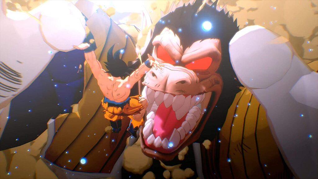 Imagen del juego Dragon Ball Z Kakarot para ps4