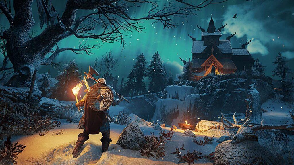 Imagen juego Assassin´s Creed Valhalla para xbox series x