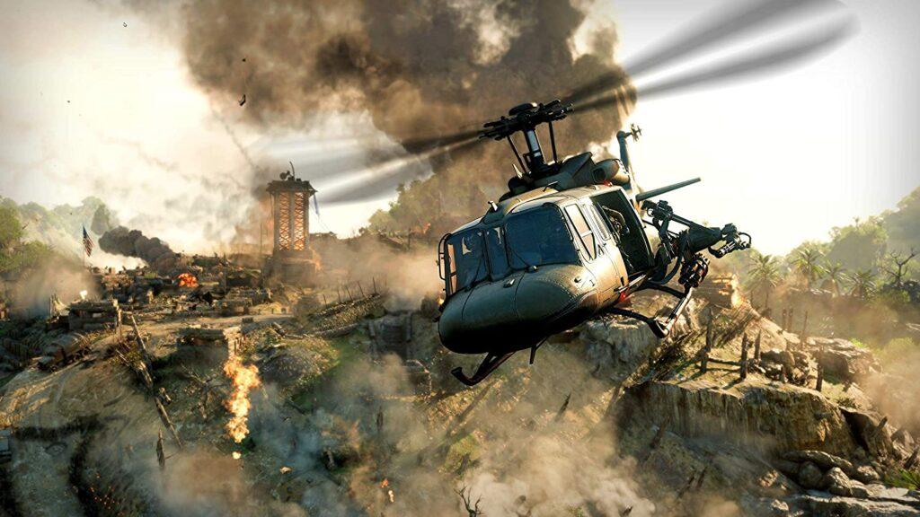 Imagen juego Call of Duty Black Ops Cold War para xbox series x