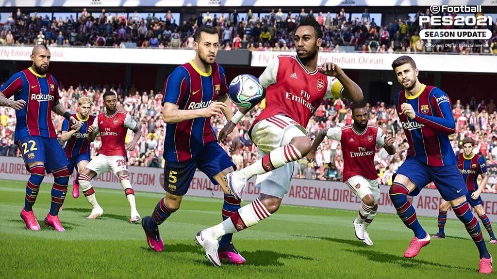 Imagen juego PES 2021 ps4 3
