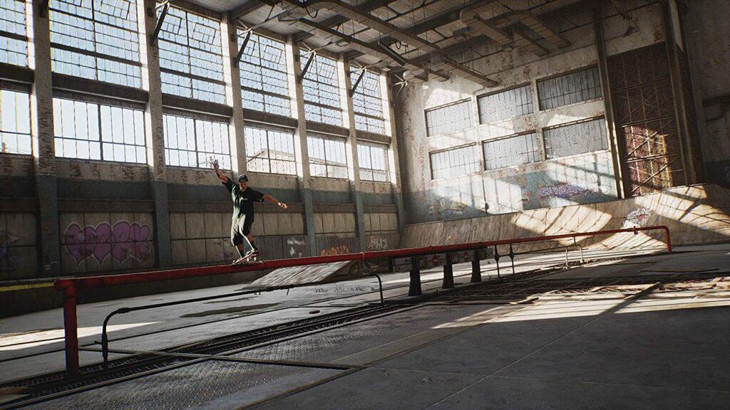 Imagen juego Tony Hawk´s Pro Skater 1 y 2 para ps4