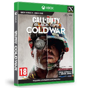 Juego Call of Duty Black Ops Cold War xbox series x