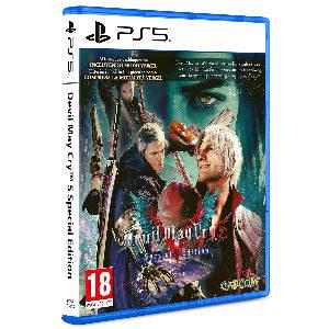 Juego Devil May Cry 5 special para playstation 5