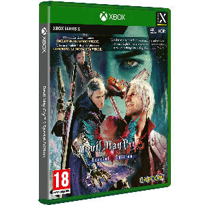 Juego Devil May Cry 5 xbox series x