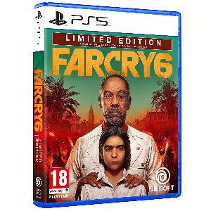 Juego Farcry 6 PS5 barato en oferta