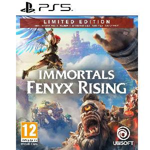 Juego Immortals Fenyx Rising limited edition PS5 barato en oferta