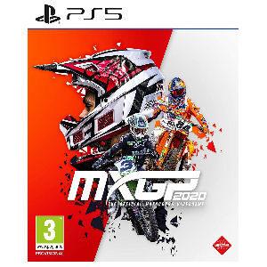 Juego MXGP ps5 motocross