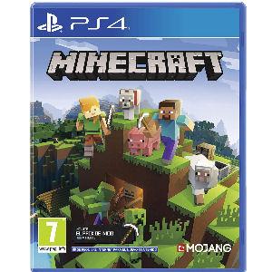 Juego Minecraft para ps4