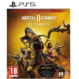 Juego Mortal Kombat 11 limited edition ps5 edicion limitada para playstation 5