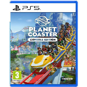Juego Planet Coaster ps5