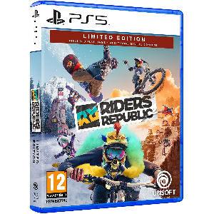 Juego Riders Republic ps5