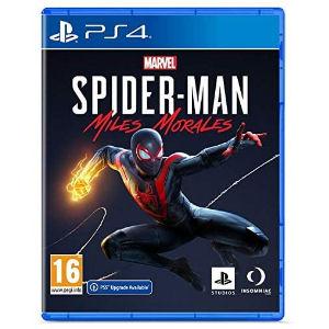Juego Spiderman Miles Morales ps4