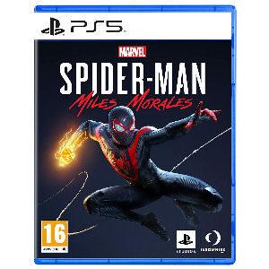 Juego Spiderman ps5 Miles Morales barato en oferta