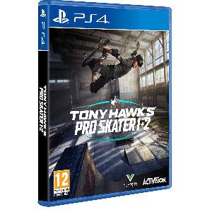 Juego Tony Hawk´s Pro Skater 1 y 2 para ps4
