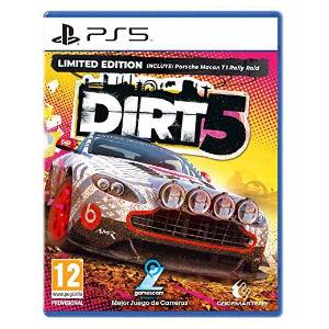 Juego dirt 5 ps5 limited edition para playstation 5