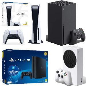 Las mejores consolas con juegos y accesorios