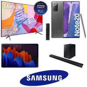 Las ultimas novedades de Samsung