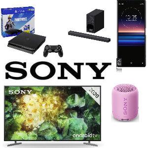 Las ultimas novedades de Sony