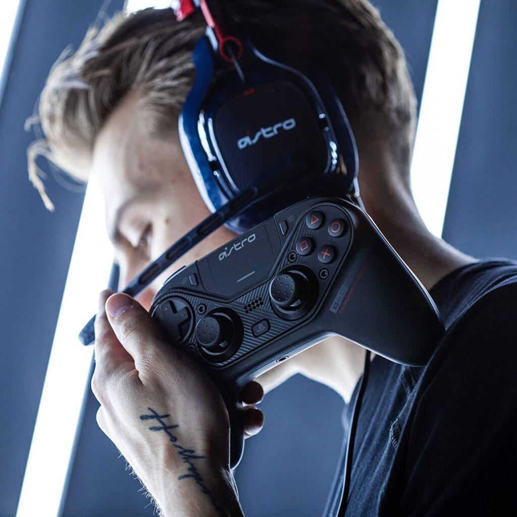 Mando Scuf profesional para jugadores gamers