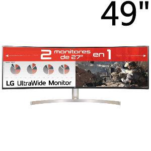 Monitor gaming panorámico