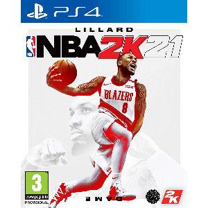 NBA 2K 21 ps4 barato