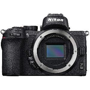 Nikon Z50 barata