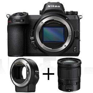 Nikon Z6 barata