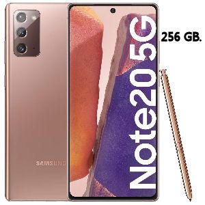 Note20 5G 256 GB barato