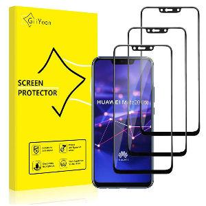 Pack de 3 protectores de pantalla para Huawei Mate 20 lite