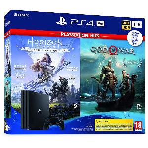PS4 1TB con 2 juegos barata