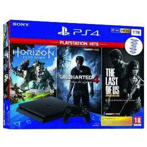 PS4 con 3 juegos barata