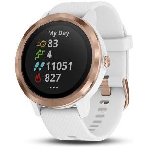 Reloj Garmin Smartwatch Vivoactive 3 con GPS, bluetooth, monitor de frecuencia cardíaca