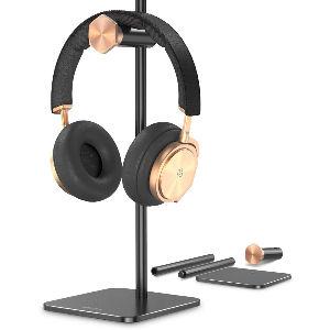 Soporte de mesa para cascos auriculares gaming