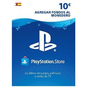 Tarjeta PSN card 10€, código de descarga online