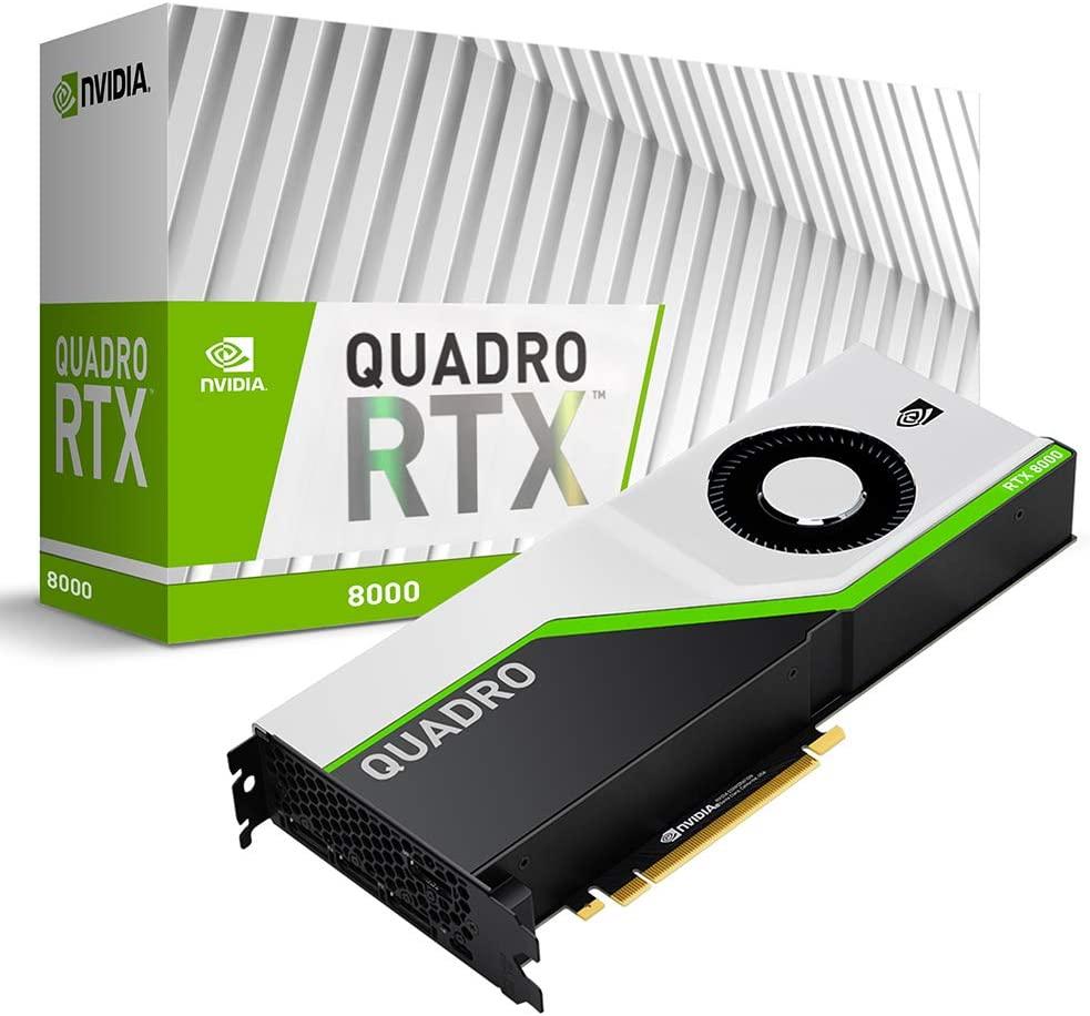 Tarjeta gráfica RTX8000 de alta gama