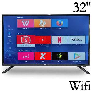 Tv de 32 pulgadas con Wifi, 8 GB de RAM, Android 9.0, entrada internet ethernet