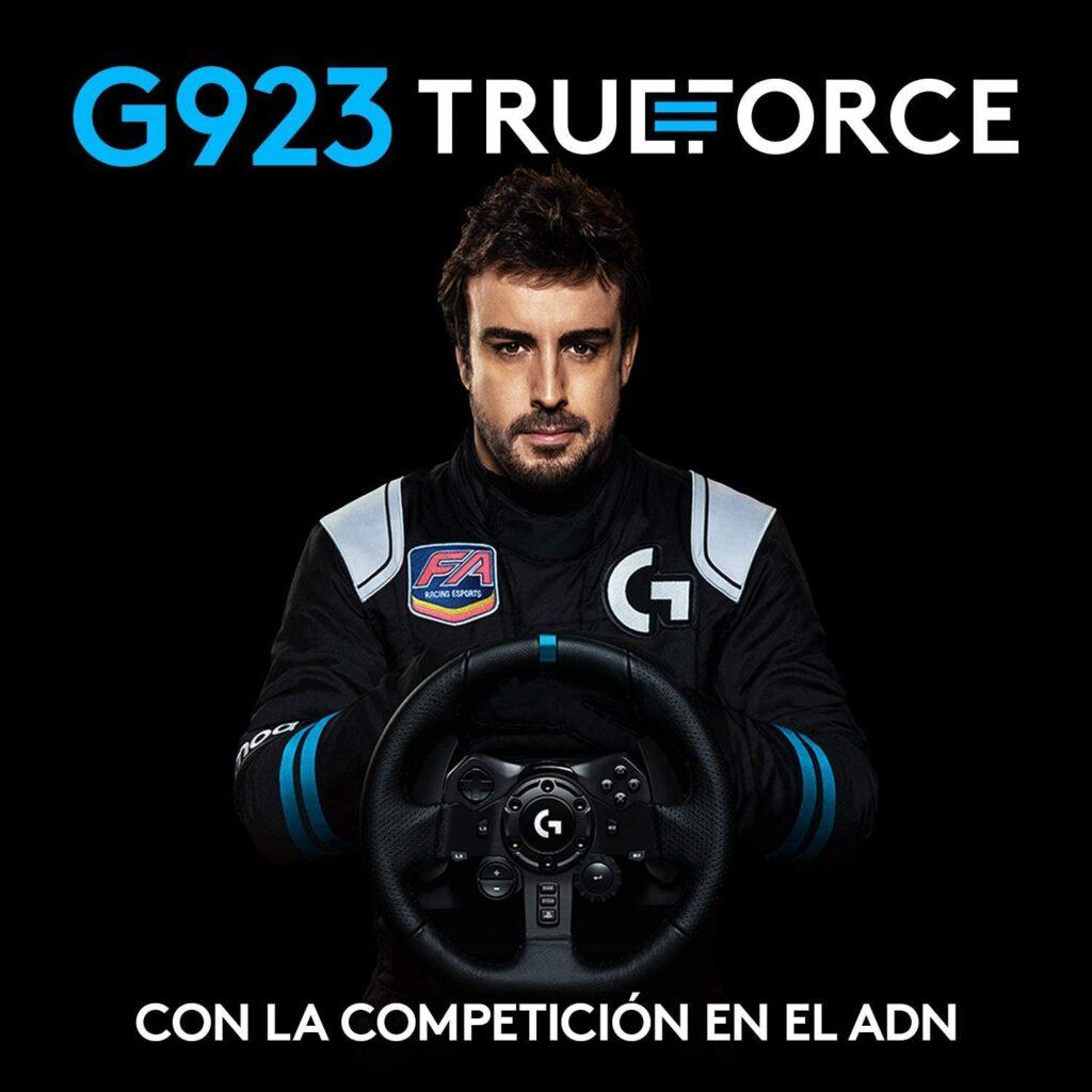 Volante Fernando Alonso para ps4 pc