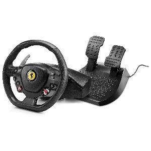 Volante con pedales Ferrari ps4 pc