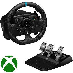 Volante logitech para Xbox